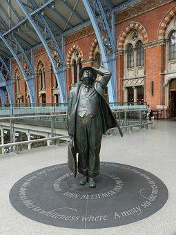 London, St Pancras, International Station