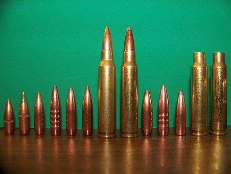 Ammunition, Ammo, Bullets, Wildcat, Caliber, Ar, Ar15