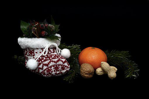 Nicholas Shoe, Christmas Time, Advent, Christmas
