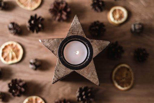Tealight, Advent, Christmas, Decoration, Candlelight