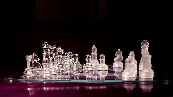 Chess, Game Board, Chess Board, Chess Pieces, Strategy