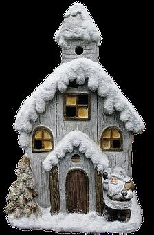 Christmas Decoration, Home, Santa Claus