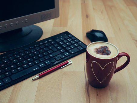 Coffee, Cafe, Trinkbecher, Coffee Beans, Coffee Cup