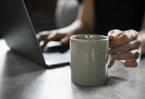 Beverage, Cafe, Coffee, Coffee Shop, Cup, Drink, Hands