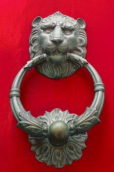 Mdina, Valletta, Malta, Door Knob, Knocker, Handle