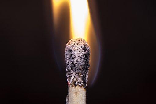 Fire, Flame, Burn, Macro, Hot, Heat, Brand, Embers