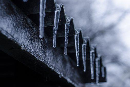 Icicle, Ice, Winter, Cold, Frost, Snow, White, Icy
