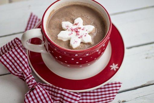 Hot Chocolate, Cocoa, Christmas, Mug, Drink, Hot
