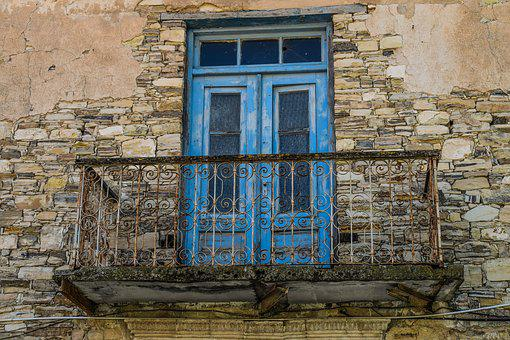 Cyprus, Kato Drys, Architecture, Traditional, Old House