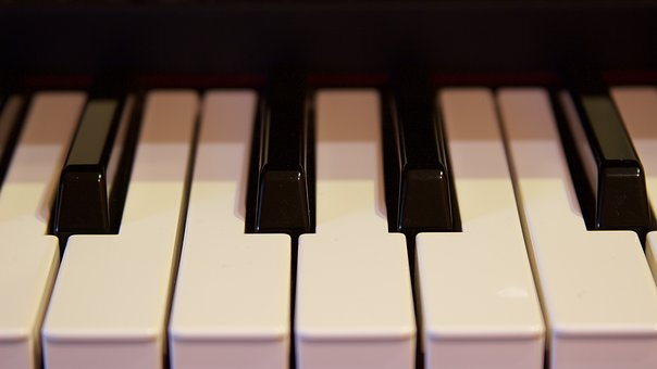 Piano, Piano Keyboard, Keys, Musical Instrument