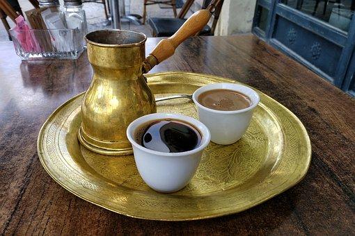 Coffee, Pot, Coffee Pot, Old, Drink, Turkish Coffee