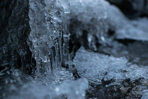 Ice, Snow, Cold, Weather, Texture, Nature, Frozen