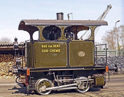 Steam Locomotive, Kabinenlok, Firebox, Historically