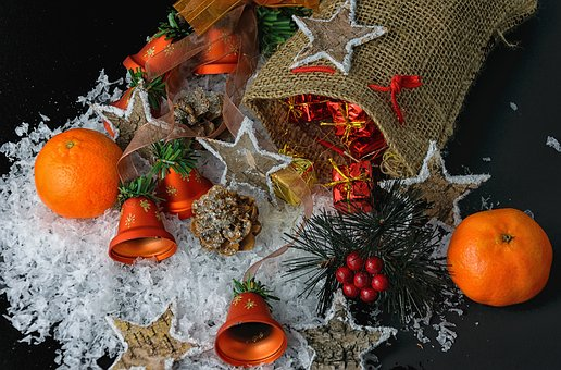 Christmas, Gifts, Decoration, Surprise