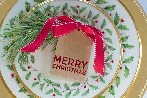 Christmas, Christmas Table, Christmas Dinner