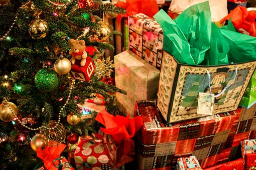 Christmas, Gifts, Holiday, Present, Christmas Gift
