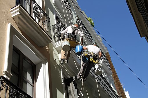 Painters, Decorators, Improvement, Renovation, Work