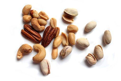 Nut, Seed, Food, Nutrition, Health, Cashew, Peanut
