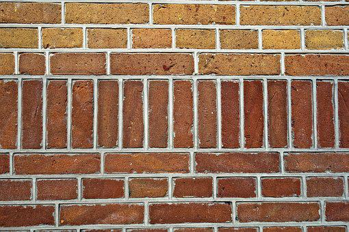 Wall, Brick Wall, Red Brick, Red Brick Wall, Stone