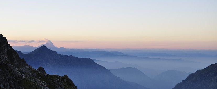 Park, The Maritime Alps, Mountains, Natural Park