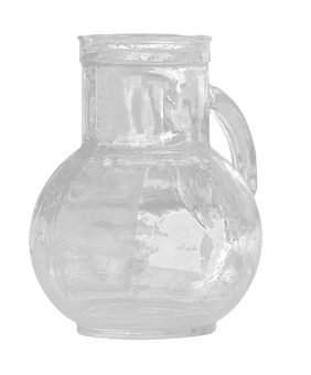 Krug, Transparent, Isolated, Container, Vessel, Bottle