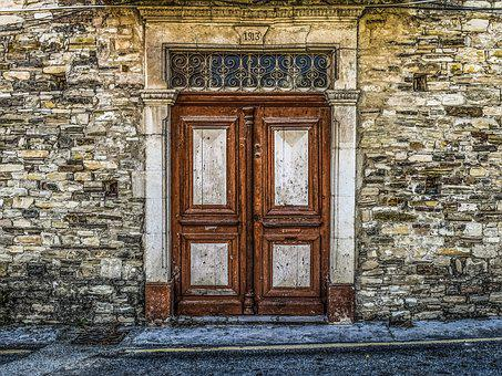 Door, Old, Weathered, Decay, Wear, Wooden, Aged