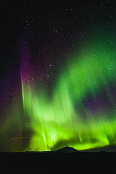 Astronomy, Space, Dark, Illuminated, Insubstantial