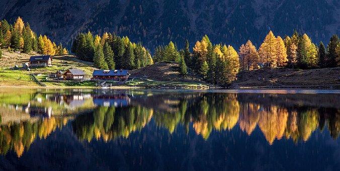 Within The Schladminger Tauern, Austria, Alpine, Styria
