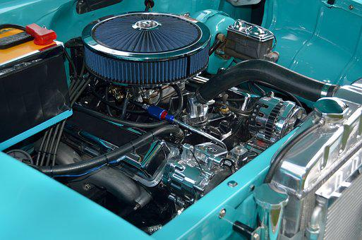 Car Engine, Motor, Automobile, Engine, Car, Vehicle