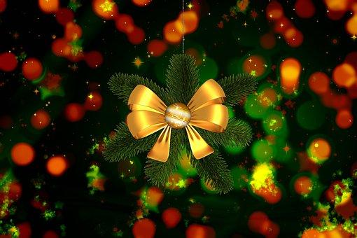 Christmas, Celebration, Tannenzweig, Fir, Spruce, Loop