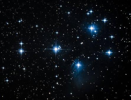 Astronomy, Constellation, Galaxy, Nebula, Infinity