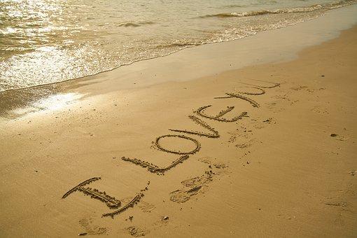 Beach, Sand, Landscape, Marine, Nature, Environmental