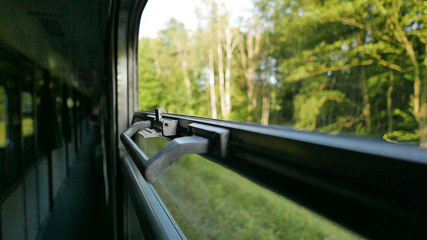 Transport, Road, Nature, Outdoors, Travel, Train