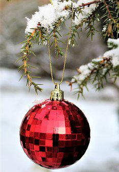 Julkula, Winter, Christmas, Hanging