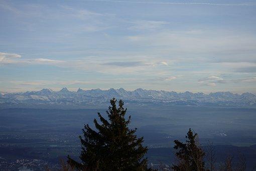 Swiss Alps, Alpenblick, Alpine, Switzerland, Mountains