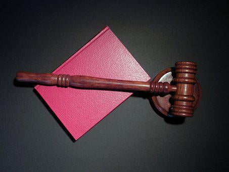 Hammer, Court, Judge, Justice, Law, Clause, Paragraph