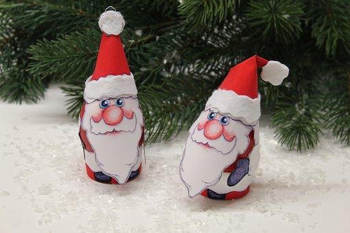 Santa Clauses, Advent, Nicholas, Christmas, Santa Claus