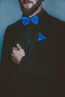 Man, Suit, Tie, Fashion, Portrait, Chic, Fashionable