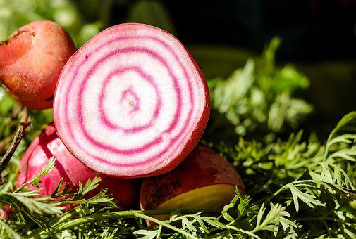 Beetroot, Turnip, Colorful, Vegetables, Rättich