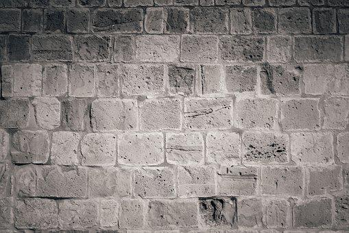 Brick, Building, Copyspace, Texture, Background