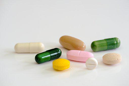 Tablets, Pills, Medical, Drug, Capsule