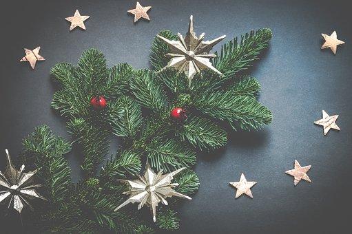 Christmas, Winter, Public Holidays, Christmas Card