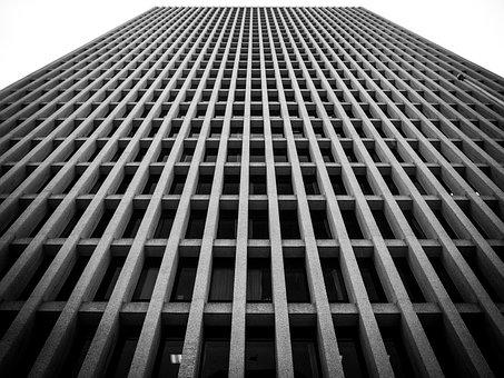 Steel, Expression, Industry, Architecture, Futuristic