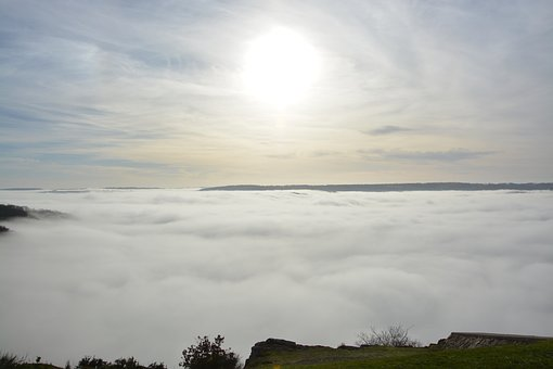 Clouds, Stratus, Low Clouds, Panoramic Views
