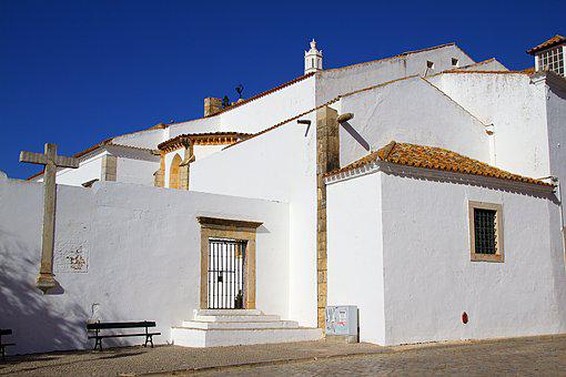 Faro, Algarve, Portugal, Sky, Summer, Sun, Holiday