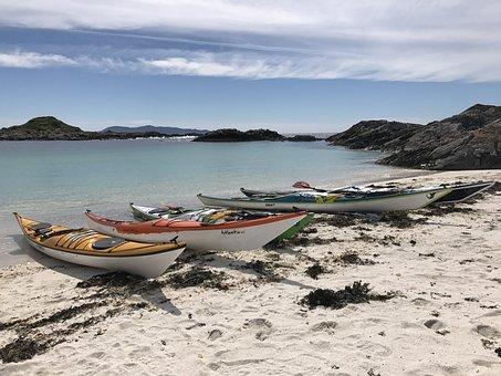 Sea Kayaking, West Coast, Scotland, Kayaking, Kayak