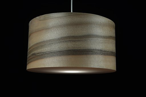 Wood, Light, Lamp