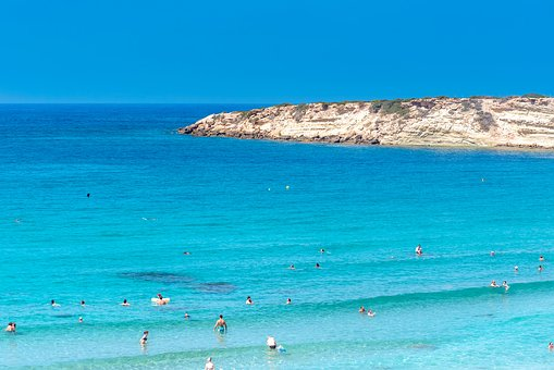 Coast, Mediterranean, Sea, Summer, Sunbathing, Swim