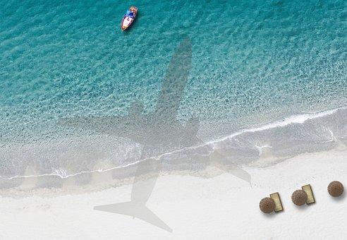 Beach, Sea, Holiday, Summer, Water, Coast, Swim