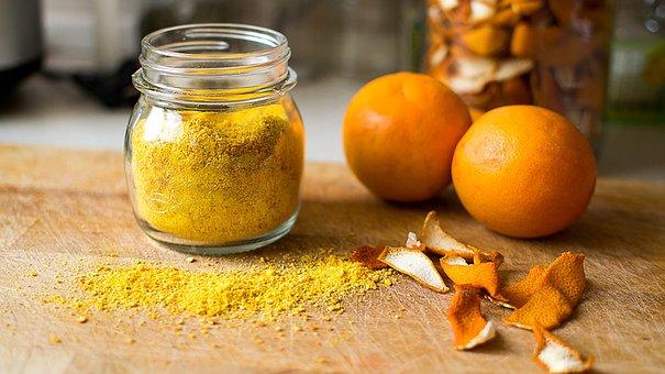 Dust, Orange, Drying, Orange Dried, Aroma, Aromas